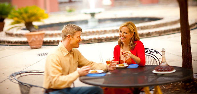 Food and Wine Experience with Bluegreen Vacations