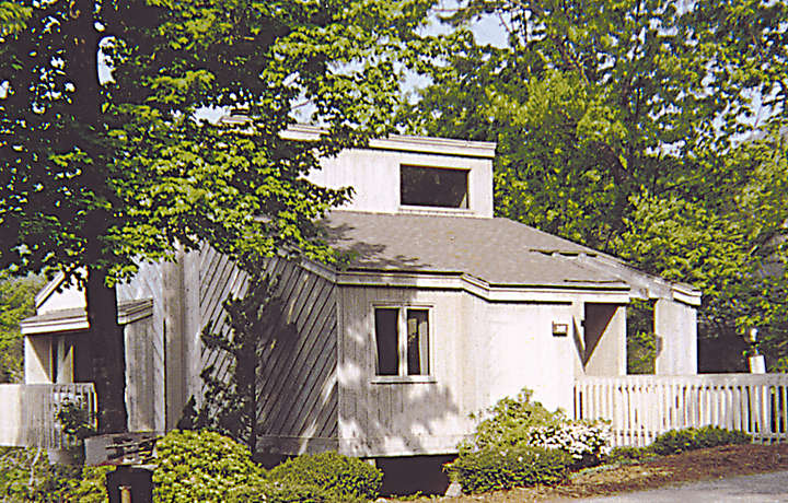 Bluegreen's Foxrun Townhouses