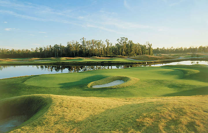 Bluegreen Golf Experience in Myrtle Beach