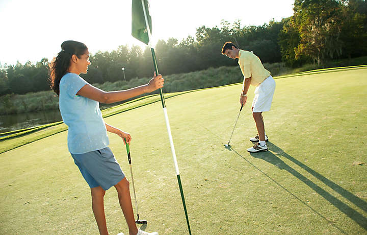 Golf Experience with Bluegreen Resorts