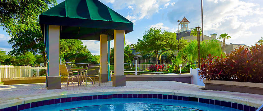 Grande Villas at World Golf Village® Hot Tub
