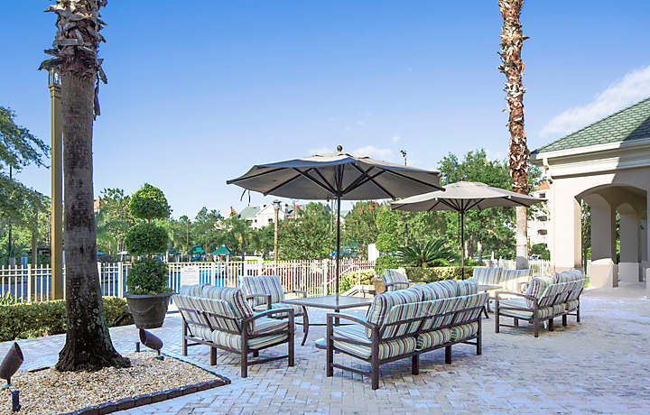 Grande Villas at World Golf Village® Outdoor patio