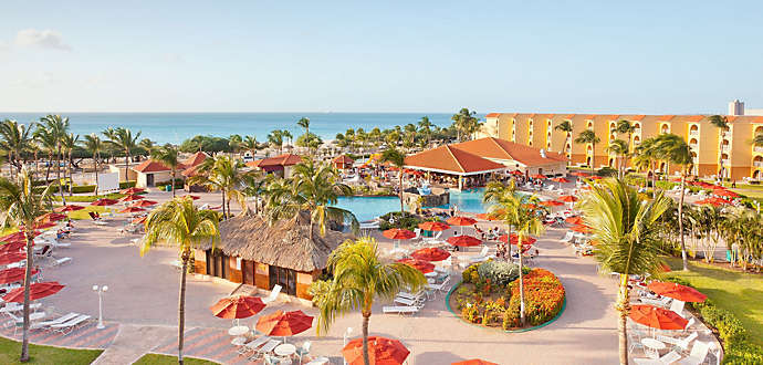 La Cabana Beach Resort & Casino in Oranjestad, Aruba