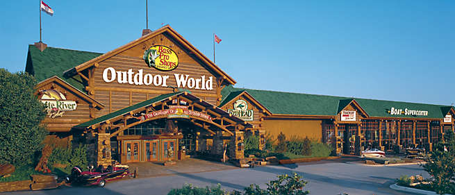 Great Bass Pro Shop Outdoor World ...