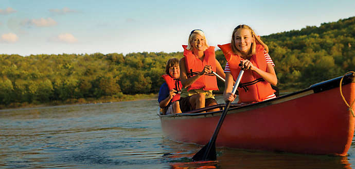 Lake Vacation with Bluegreen Vacations