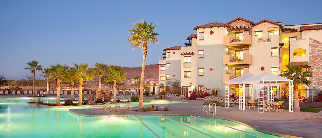 cibola vista resort getaways