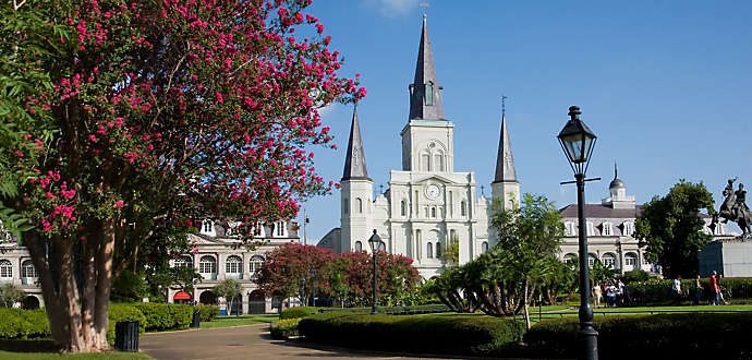 Bluegreen Vacations in New Orleans
