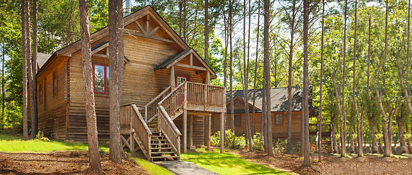 Shenandoah Crossing™ 3Bed Cabin