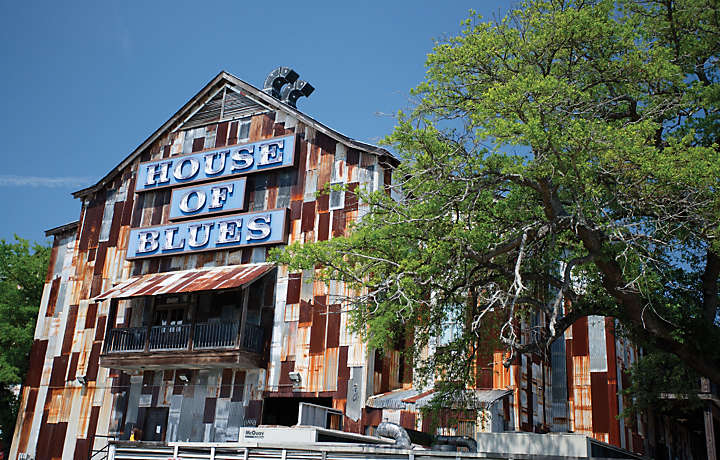Bluegreen Vacations in Myrtle Beach | House of Blues