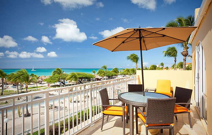 La Cabana Beach Resort Balcony