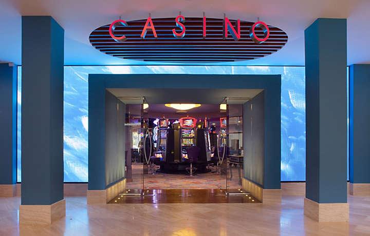 saganing ealges landing casino