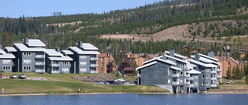 Lake Condominiums at Big Sky