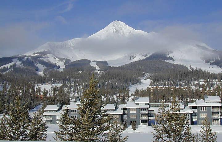 Mountain Resort - Lake Condominiums at Big Sky