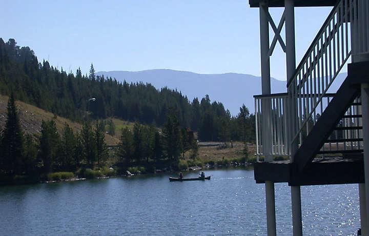 Mountain Lake - Lake Condominiums at Big Sky