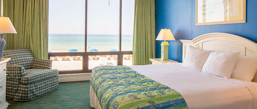 Landmark Holiday Beach Resort 1 Bed Townhouse Guest Room