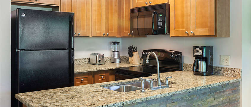 Laurel Crest™ 2bed townhome kitchen
