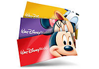 4 Disney Tickets