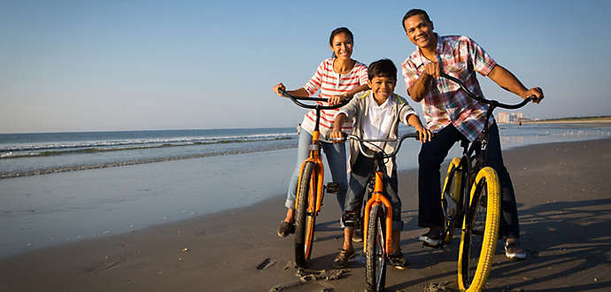 Beach Vacations from Bluegreen Vacations
