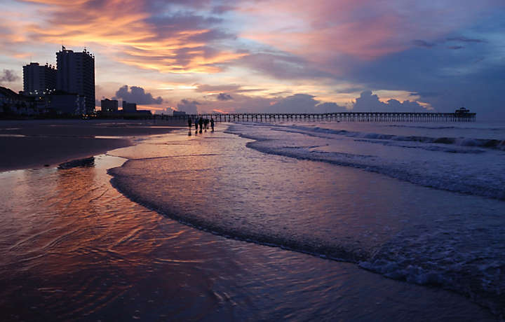 Myrtle Beach Sunset - Carolina Grande™
