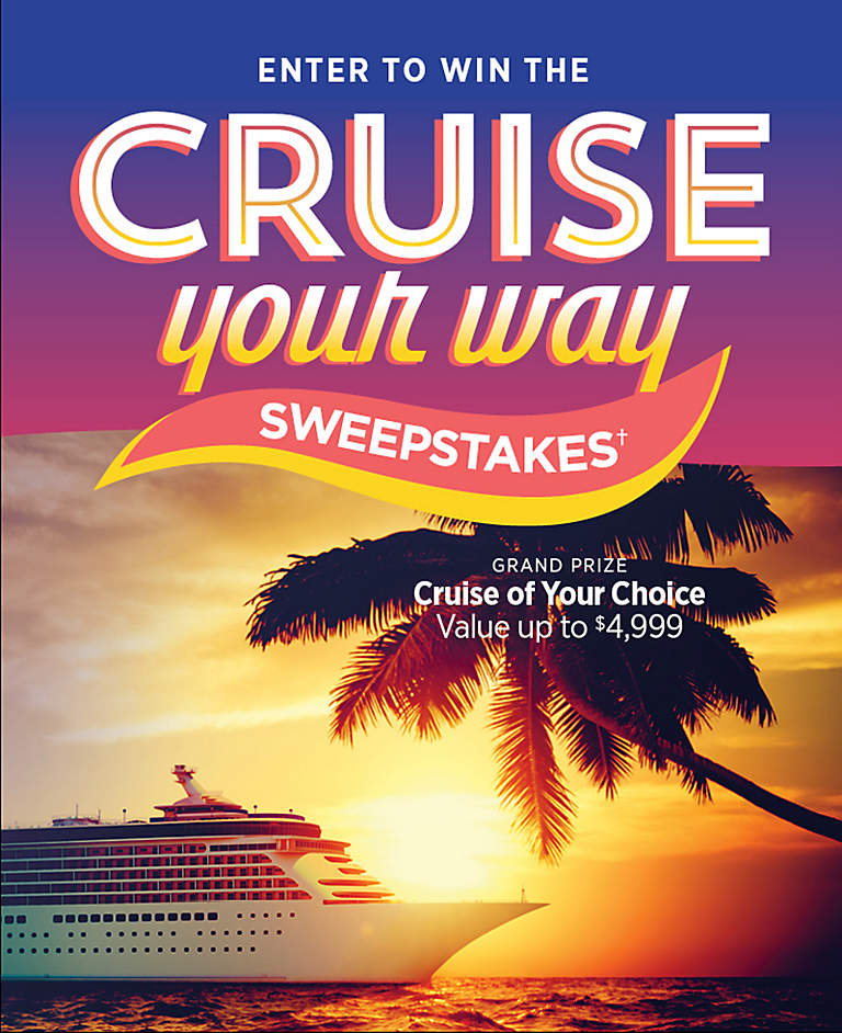 Cruise Your Way Sweepstakes