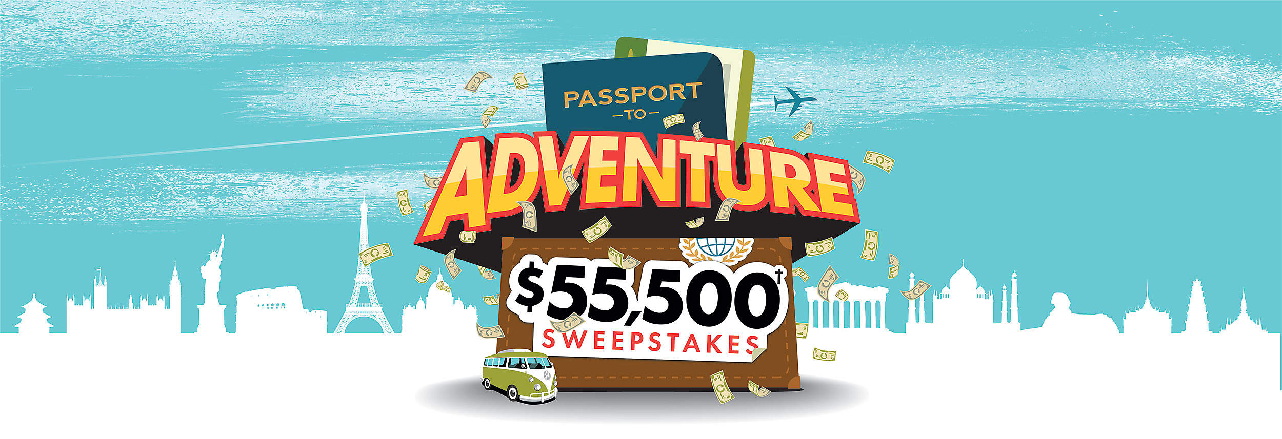 Enter to Win a Sweet Vacation!