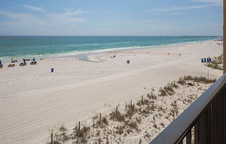 Ocean Towers Beach Club 1bed Balcony View