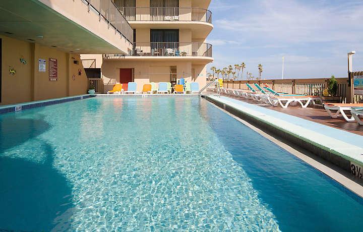 Ocean Towers Beach Club Pool