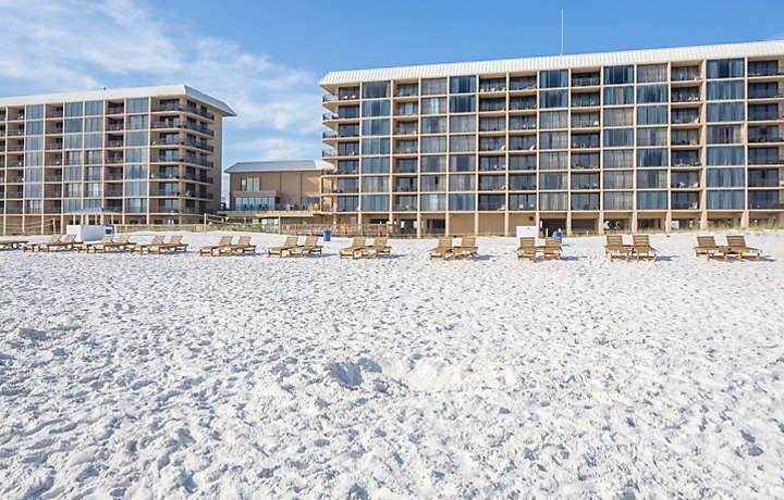 Ocean Towers Beach Club Exterior