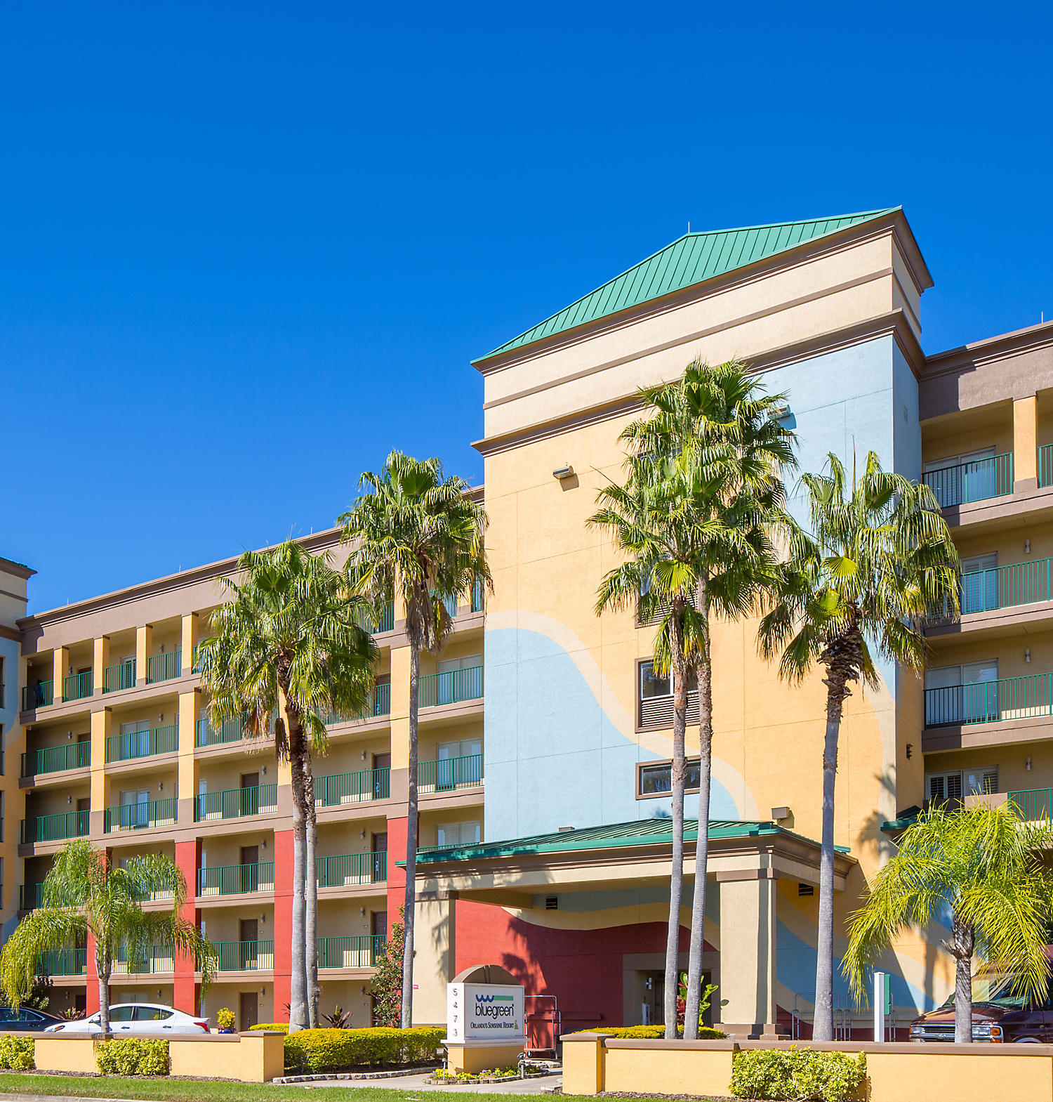Orlando Sunshine Resort Exterior