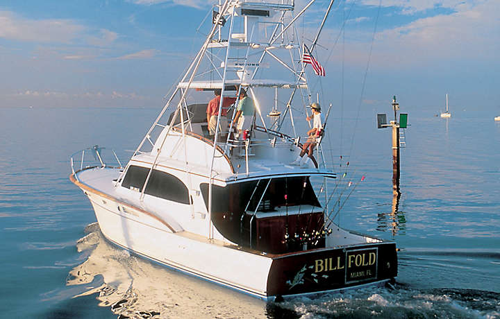 Vacation in the heart of the keys bluegreen vacations for Florida fishing vacations