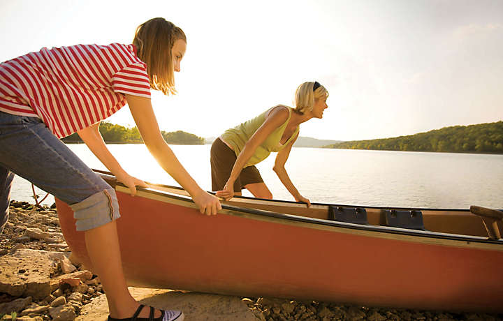 Relax on vacation in lake lure bluegreen vacations for Mother daughter vacation destinations
