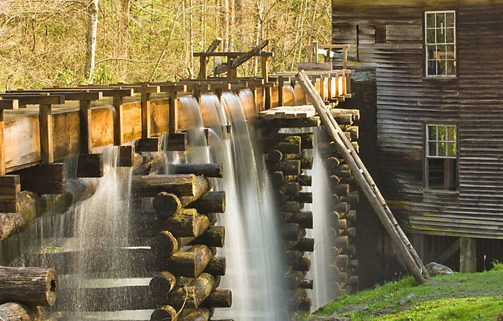 Tennessee Mills near Bluegreen's Pigeon Forge Resort