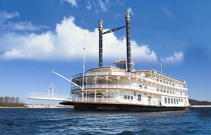 Branson Belle Showboat for a Bluegreen Vacation