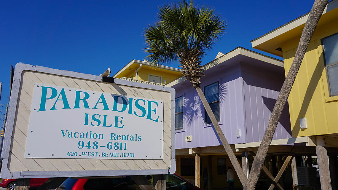Welcome to Paradise Isle Resort