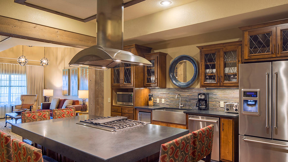 3 Bedroom Presidential Kitchen