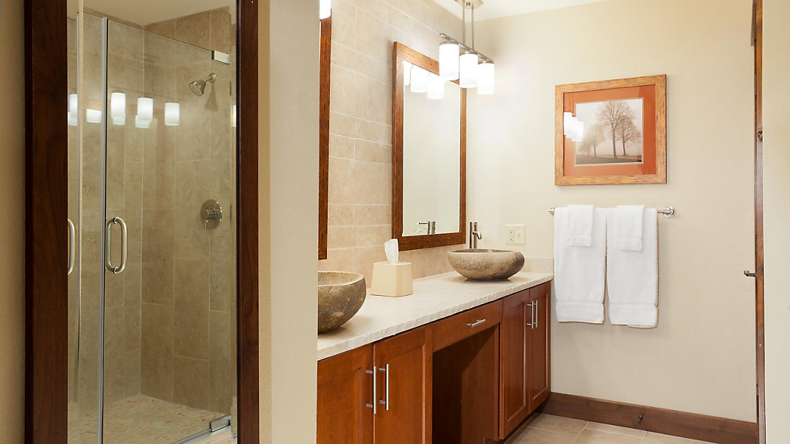 3 Bedroom Master Bath
