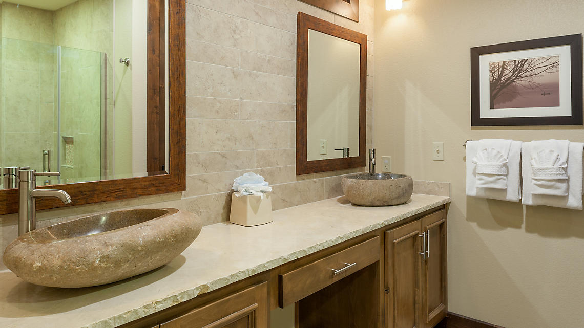 3 Bedroom Presidential Master Bath