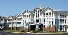Parkside Williamsburg Resort; Resort