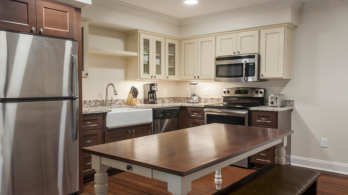 2 Bedroom Premium Kitchen
