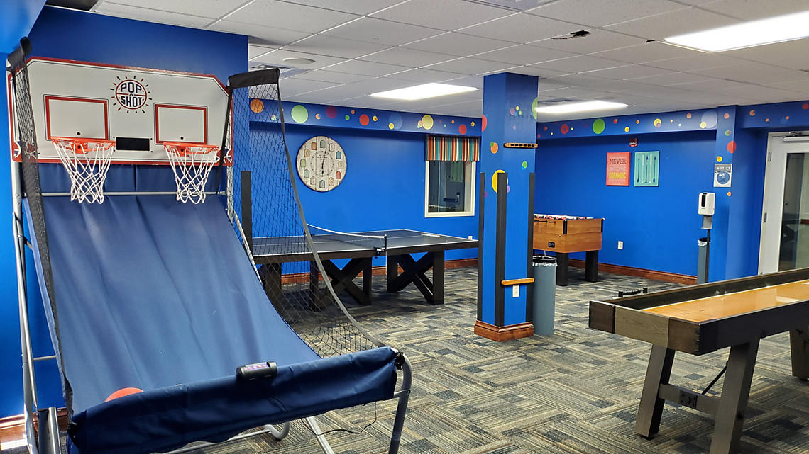 Kids' Game Room