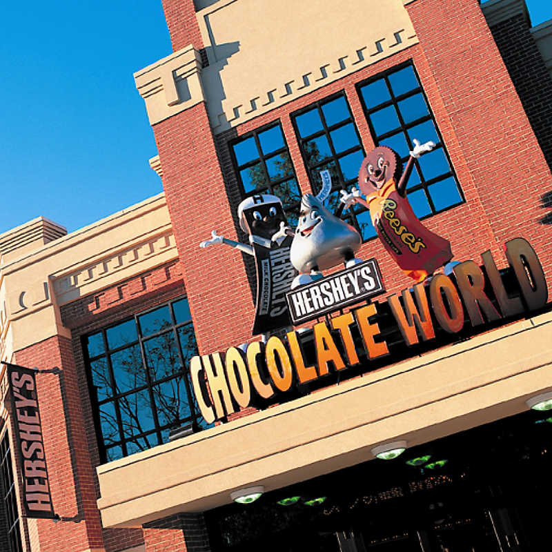 Hershey's Chocolate World exterior