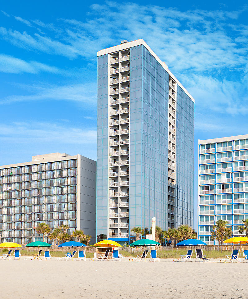 SeaGlass Tower™ Resort - Myrtle Beach, SC | Bluegreen Vacations