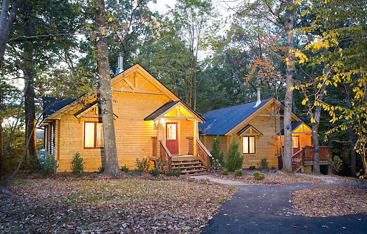 Cabins in the Woods - Shenandoah Crossing™