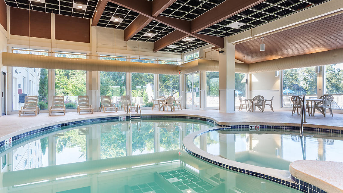 Lodge Indoor Pool