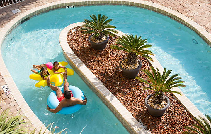 Lazy River - Shore Crest Vacation Villas™ I & II