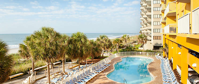 S Crest Vacation Villas I Ii Bluegreen Vacations North Myrtle Beach