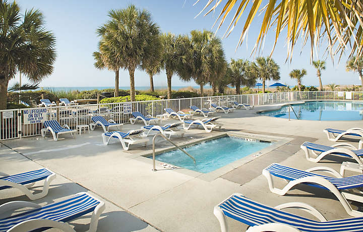 Outdoor Pool - Shore Crest Vacation Villas™ I & II