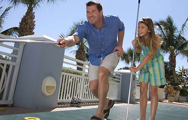 Father Daughter Game - Solara Surfside™