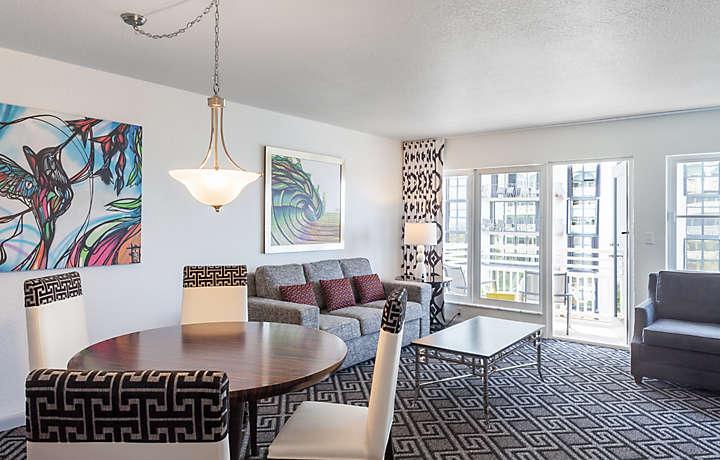 Living & Dining Room - Solara Surfside™