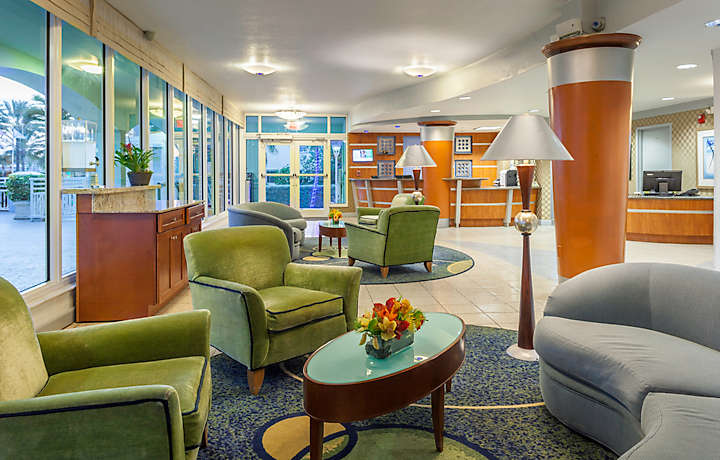 Resort Lobby - Solara Surfside™